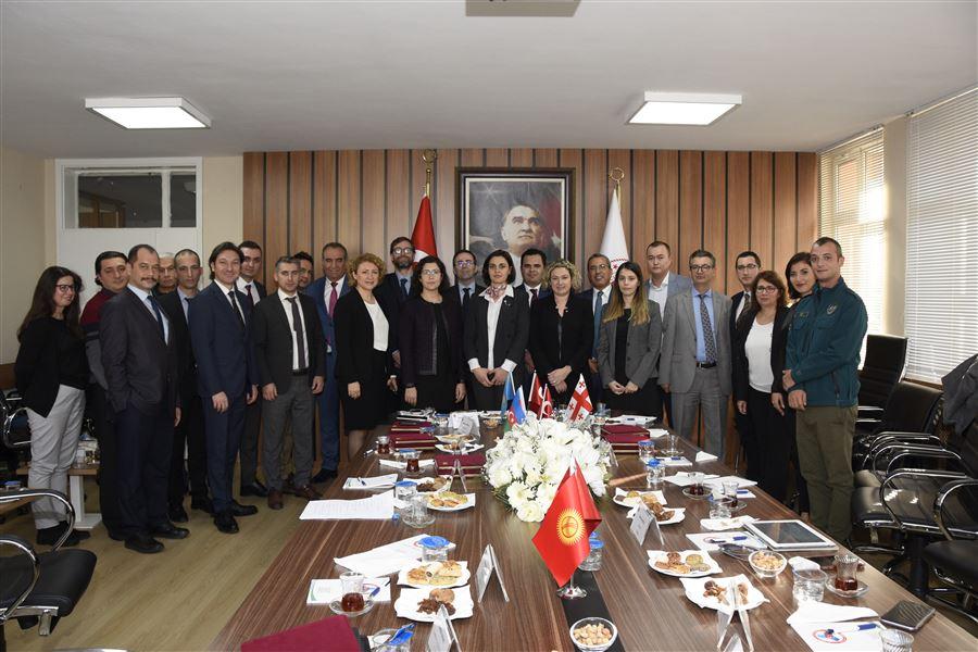 Bölge Müdürlüğümüzde, Türk Konseyi üyelerine E-TIR Sistemine ilişkin seminer düzenlendi